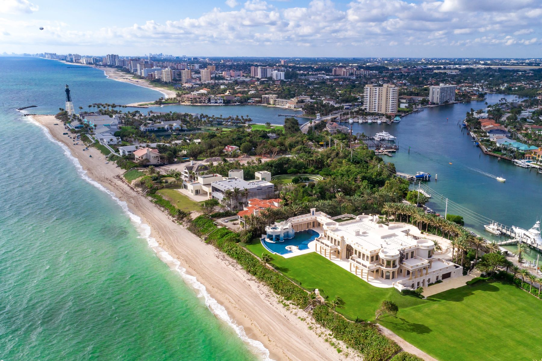 Property for Active at 935 & 939 Hillsboro Mile 935 & 939 Hillsboro Mile Hillsboro Beach, Florida 33062 United States