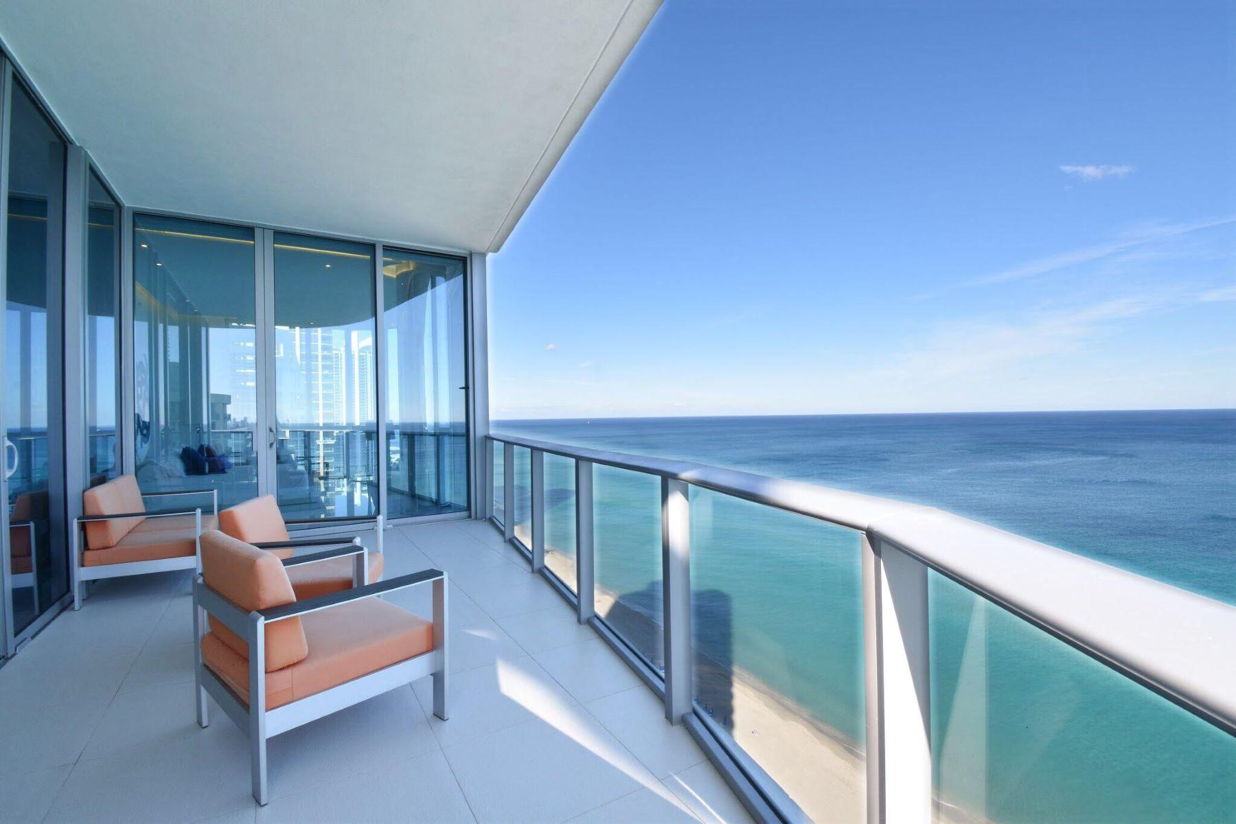 Condominium for Sale at 17475 Collins Av 17475 Collins Av 1901, Sunny Isles Beach, Florida, 33160 United States