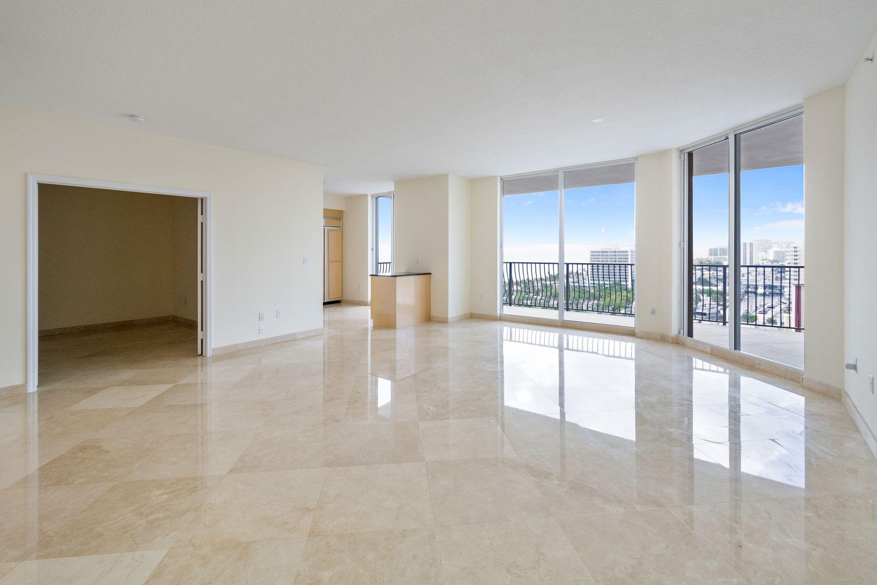 公寓 为 销售 在 100 S Birch Rd #1504E 100 SBirch Rd 1504E 劳德代尔堡, 佛罗里达州, 33316 美国