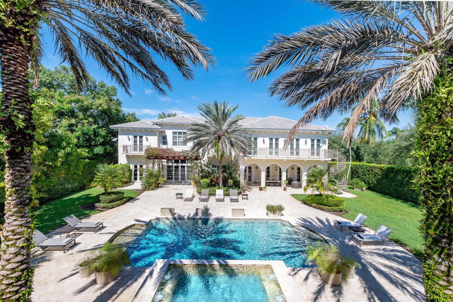 Single Family Homes por un Venta en 5350 Sw 84th St Miami, Florida 33143 Estados Unidos
