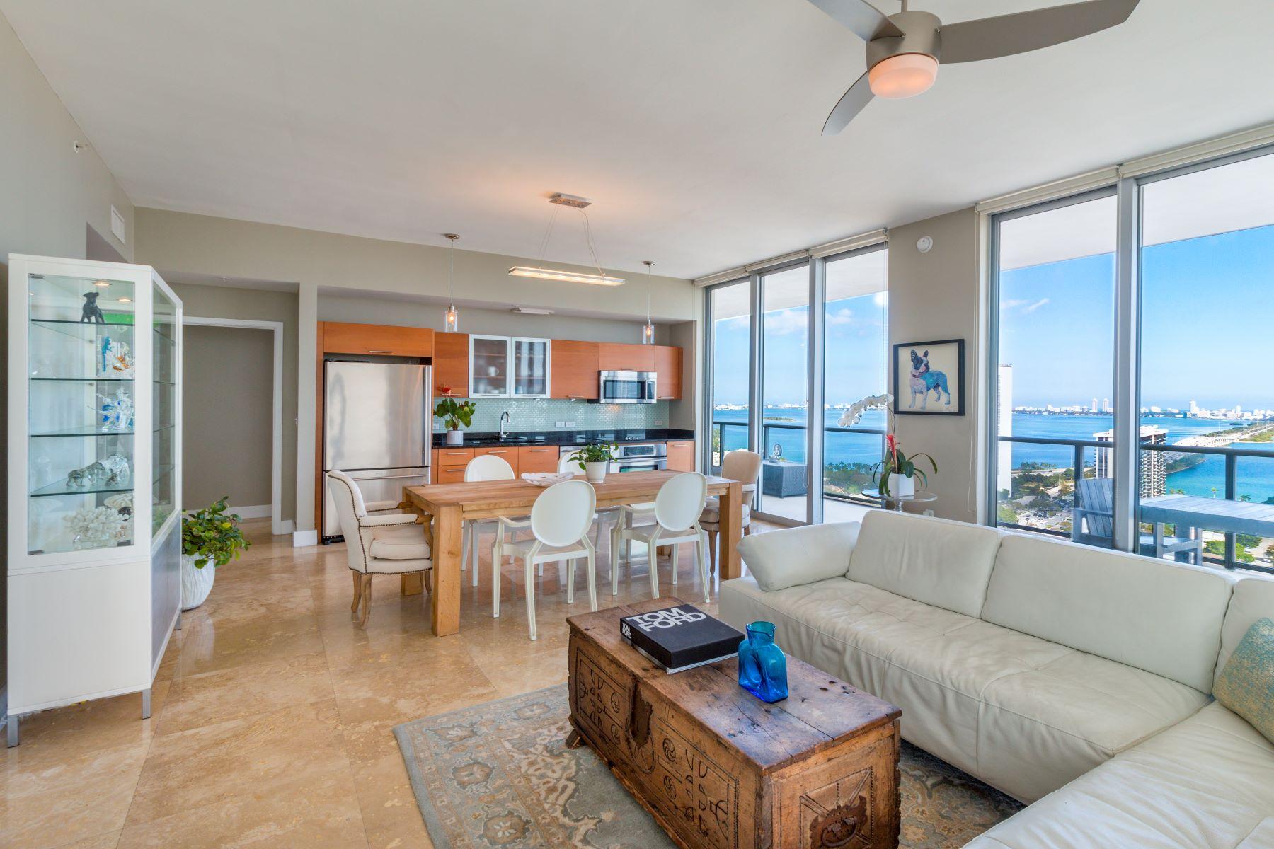 Condominium for Sale at 3470 E Coast Ave #H2609 3470 E Coast Ave H2609 Miami, Florida, 33137 United States
