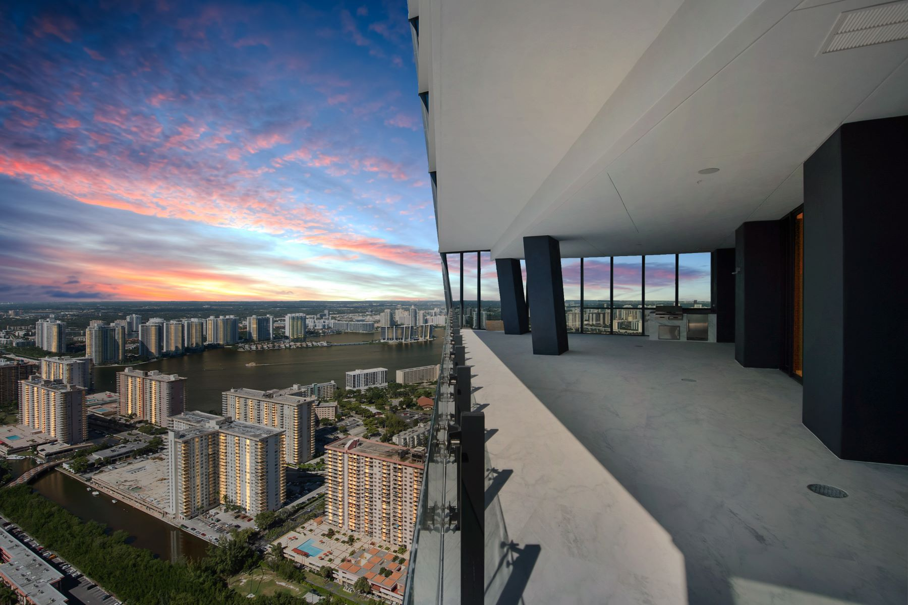 Condominiums for Sale at 17141 Collins Ave 4402 Sunny Isles Beach, Florida 33160 United States