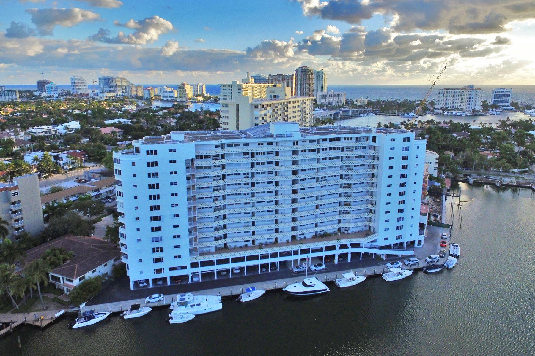 pour l Vente à 333 Sunset Dr #807 333 Sunset Dr 807 Fort Lauderdale, Florida, 33301 États-Unis