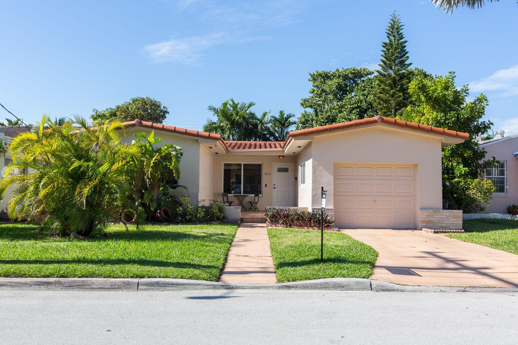 Casa Unifamiliar por un Venta en Surfside Single Family Surfside, Florida, 33154 Estados Unidos