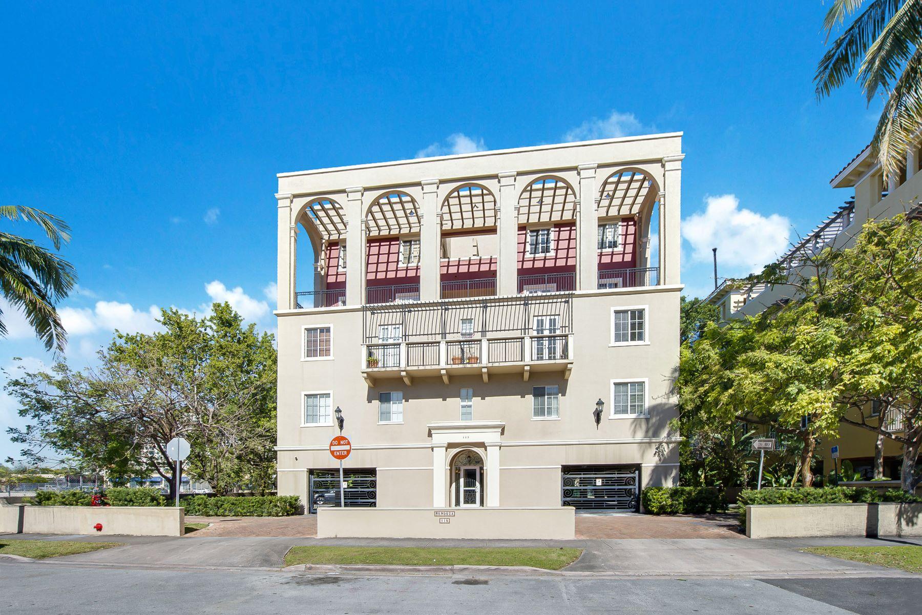 Condominium for Rent at 115 Mendoza Ave 115 Mendoza Ave 302 Coral Gables, Florida 33134 United States