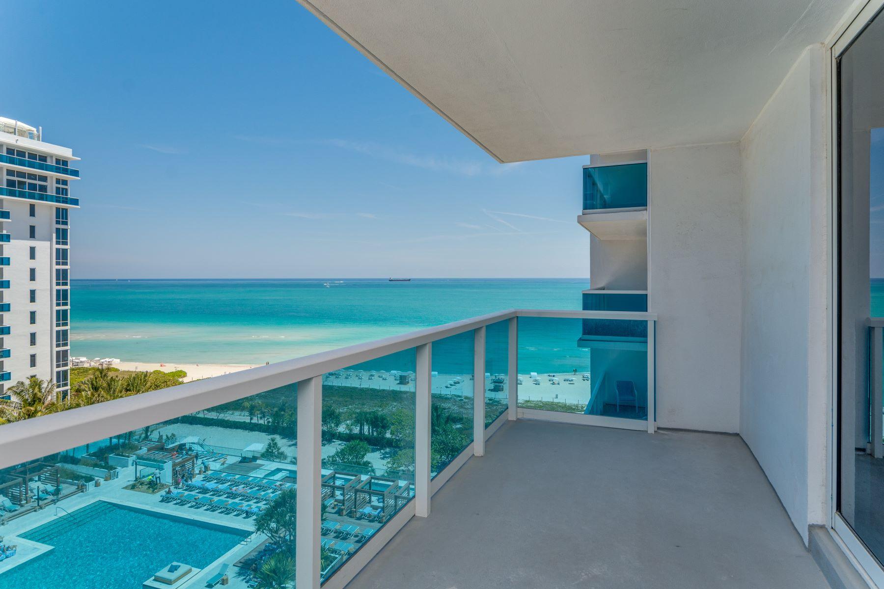 용 매매 에 2301 Collins Av #1116 2301 Collins Av 1116 Miami Beach, 플로리다, 33139 미국