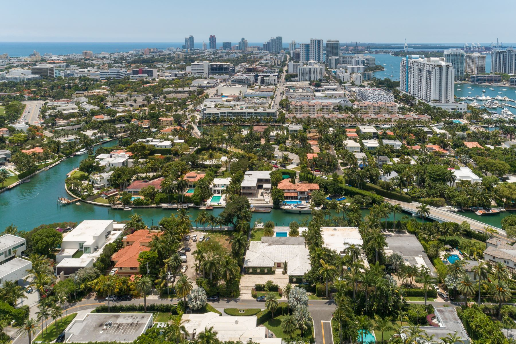 Single Family Homes for Active at 1440 W 23rd St Miami Beach, Florida 33140 United States