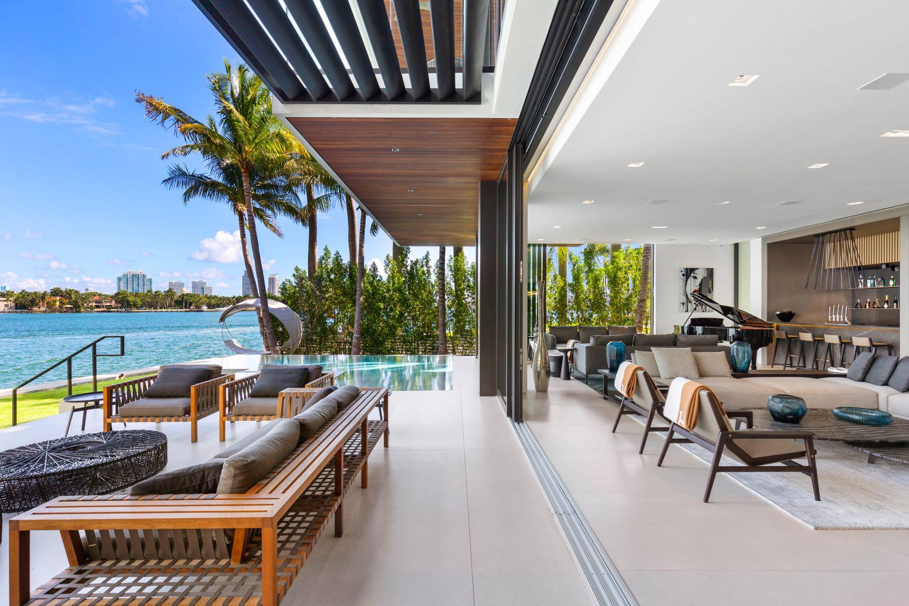 Single Family Homes por un Venta en 15 Palm Ave Miami Beach, Florida 33139 Estados Unidos