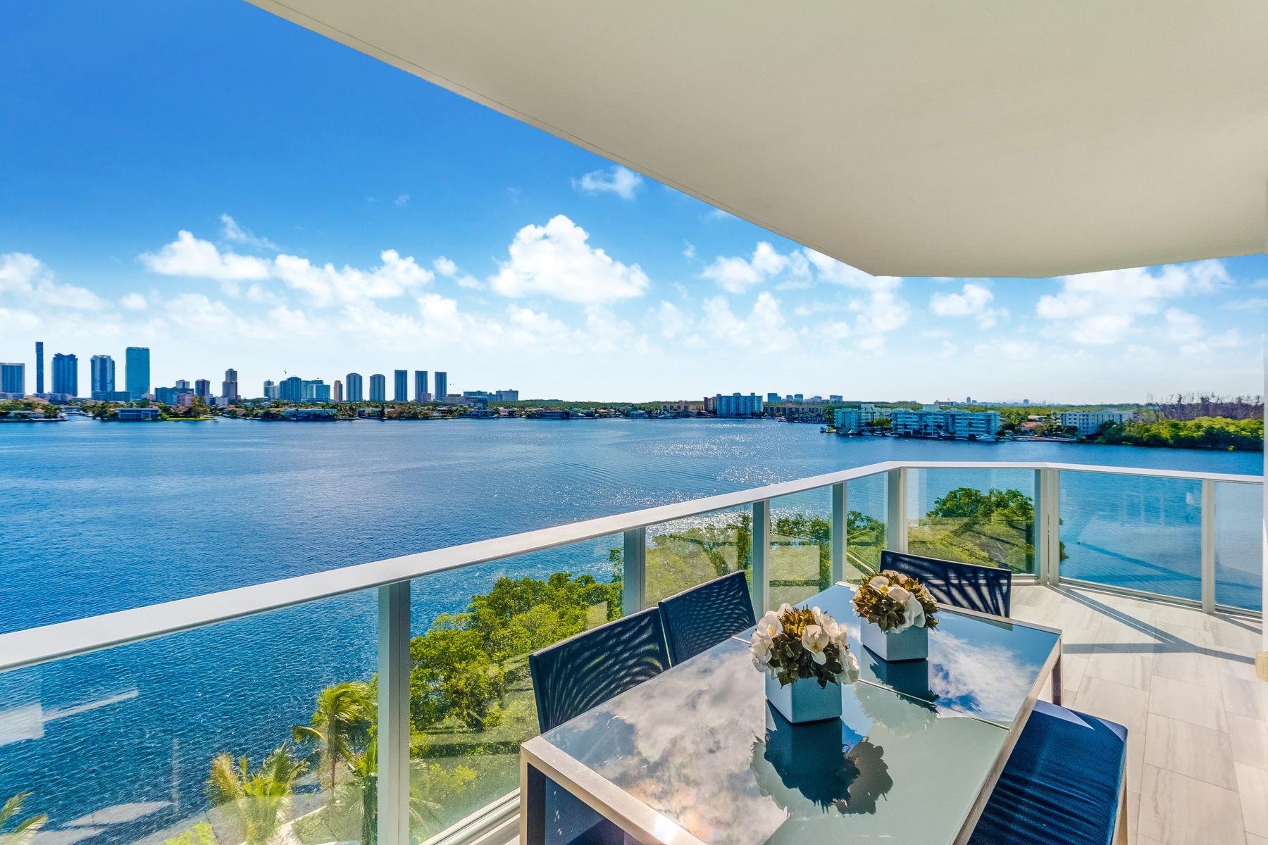 Appartement en copropriété pour l à louer à 17111 Biscayne Blvd #710 17111Biscayne Blvd 710 Aventura, Florida 33160 États-Unis