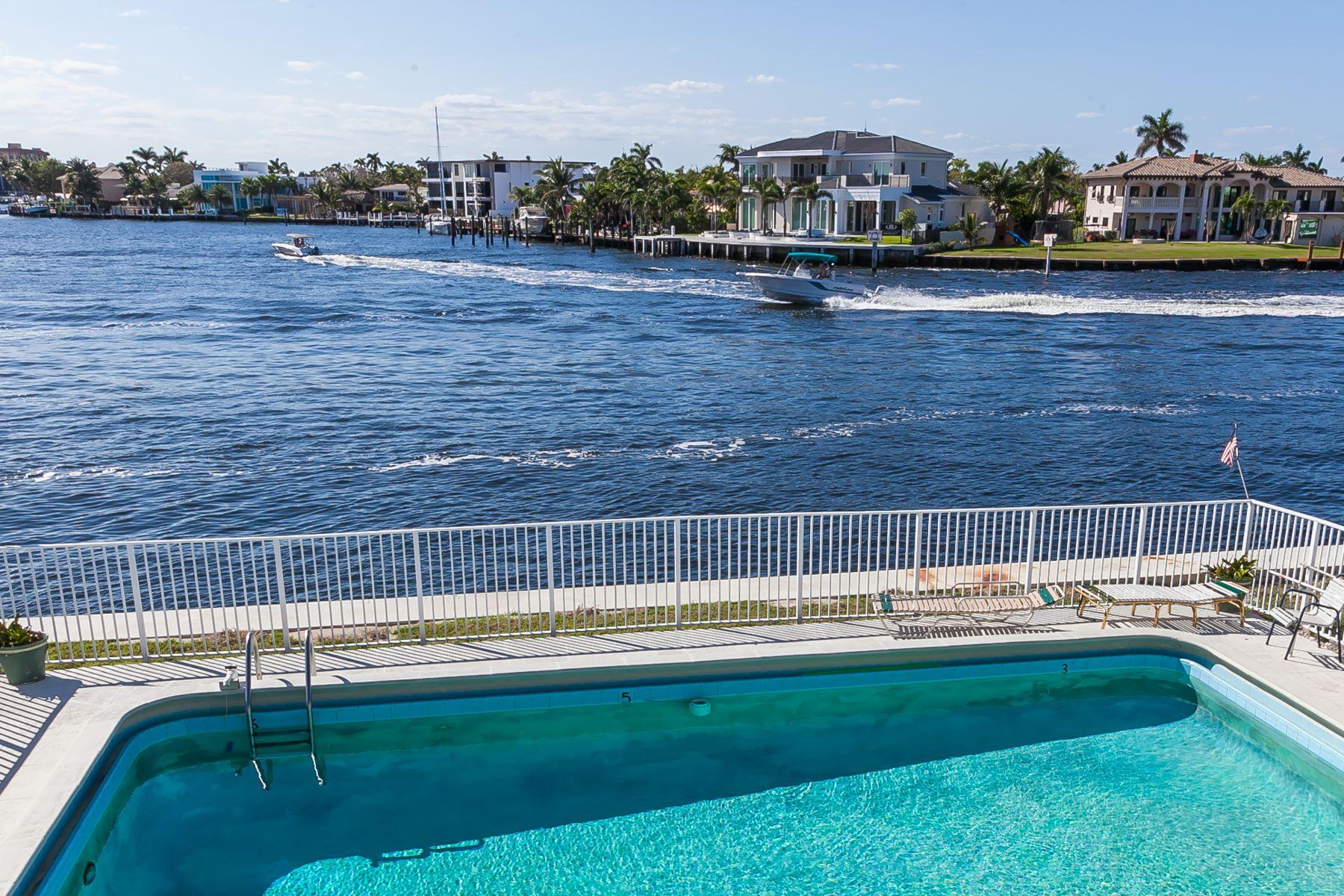 Nhà ở một gia đình vì Bán tại 1105 Riverside Dr 1105 Riverside Dr 209, Pompano Beach, Florida, 33062 Hoa Kỳ