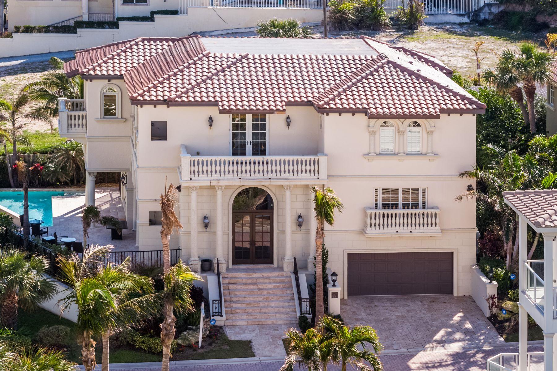 Casa Unifamiliar por un Venta en 440 Surfside Lane 440 Surfside Lane Juno Beach, Florida 33408 Estados Unidos