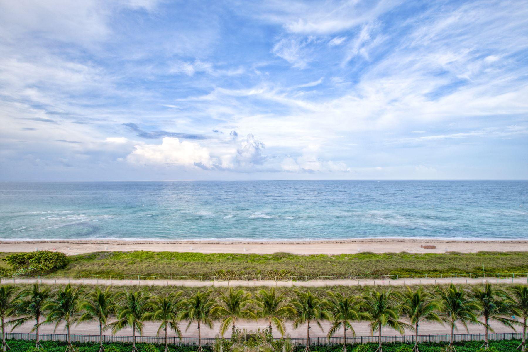 Condominio por un Venta en 9111 Collins Ave #N-721 9111 Collins Ave N-721 Surfside, Florida, 33154 Estados Unidos