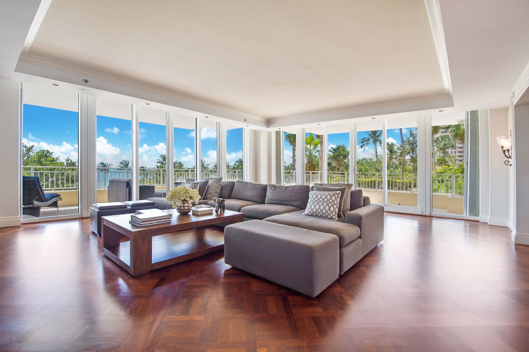 Condominiums for Sale at 791 Crandon Blvd 308, Key Biscayne, Florida 33149 United States