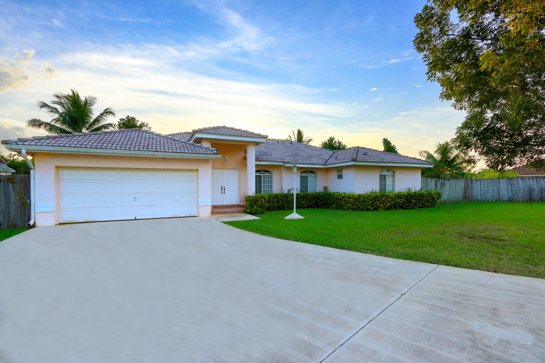 Single Family Home for Sale at 29700 Sw 188th Ct 29700 Sw 188th Ct Homestead, Florida 33030 United States