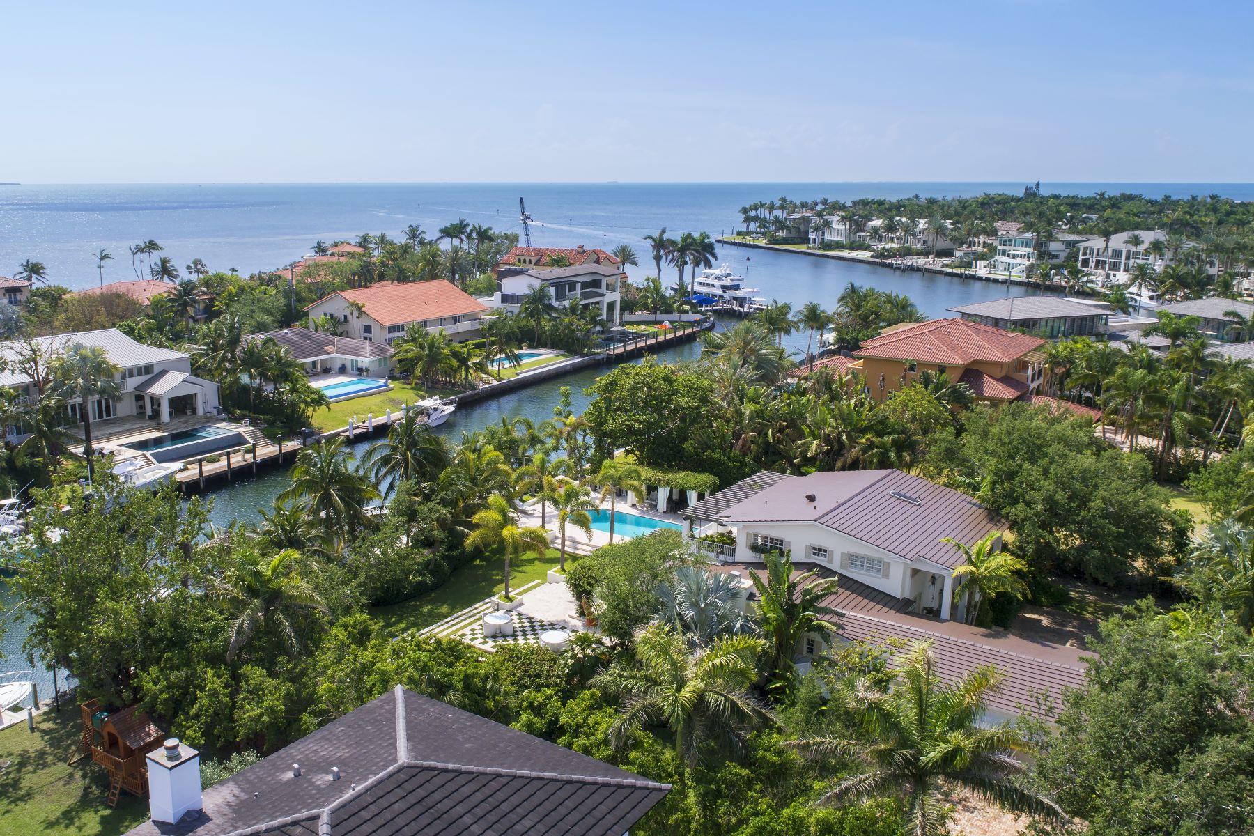 Single Family Homes para Venda às Coral Gables, Florida 33133 Estados Unidos