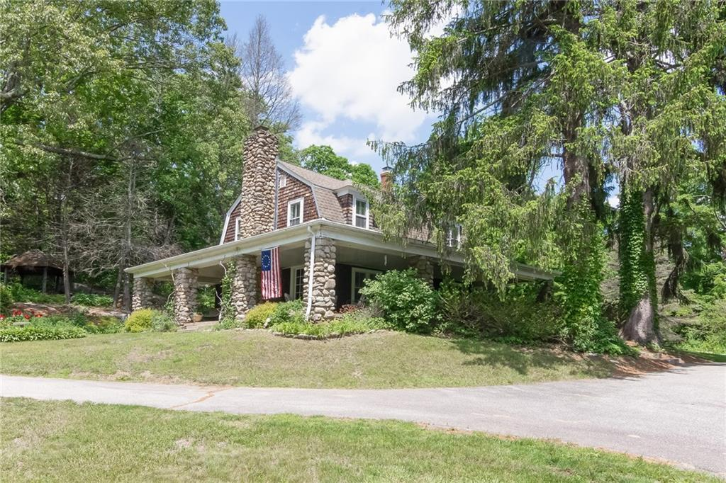 Single Family Homes for Sale at 21 Sawmill Road, Glocester, RI Glocester, Rhode Island 02829 United States