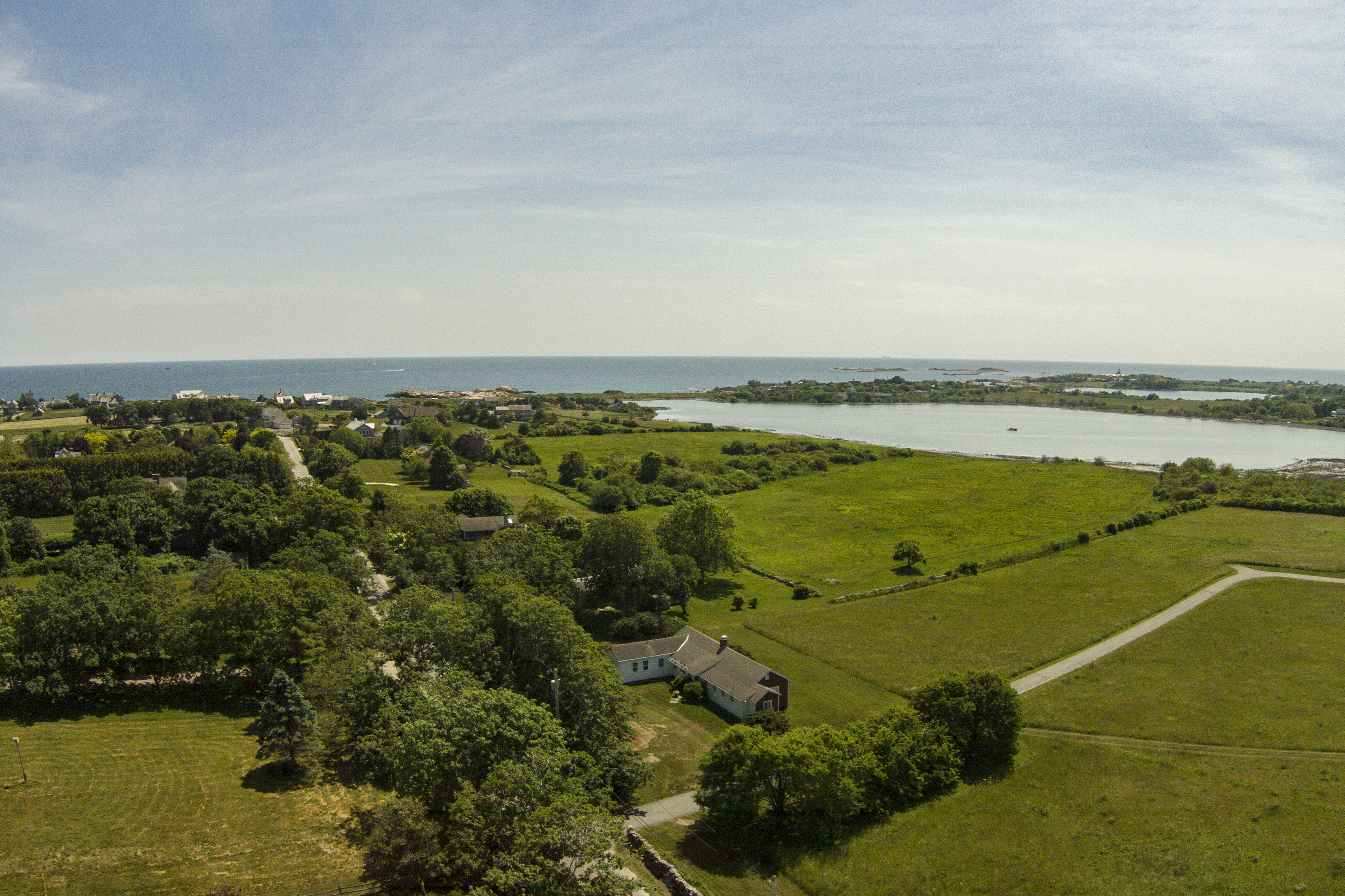 Single Family Home for Sale at 71 Warren's Point Rd, Little Compton, RI Little Compton, Rhode Island 02837 United States