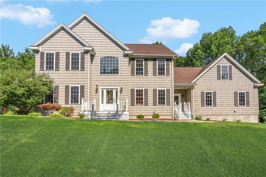 Single Family Homes for Sale at 11 Charles W. Barth Drive, North Attleboro, MA 11 Charles W. Barth Drive North Attleboro, Massachusetts 02760 United States