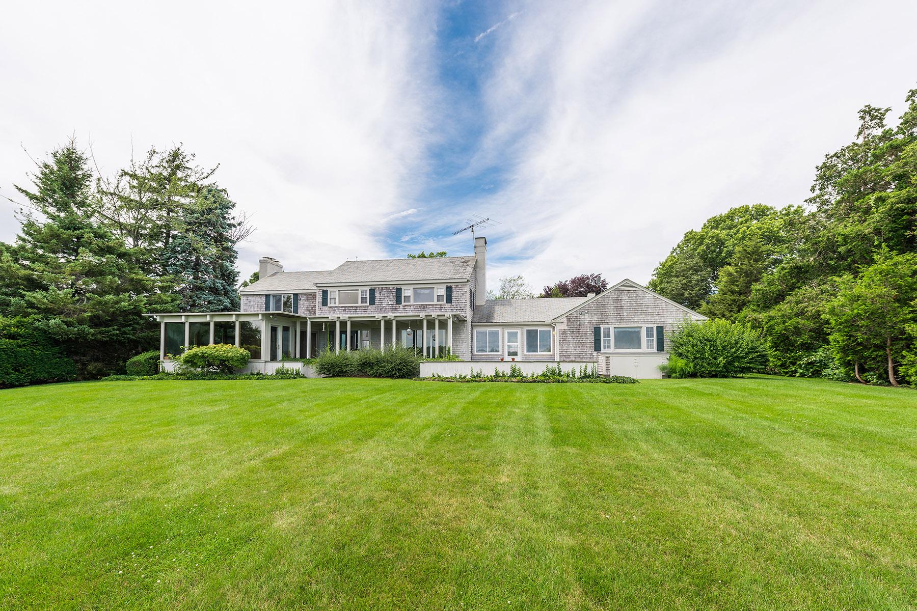 Maison unifamiliale pour l Vente à 20 Stone Tower Lane, Barrington, RI Barrington, Rhode Island, 02806 États-Unis