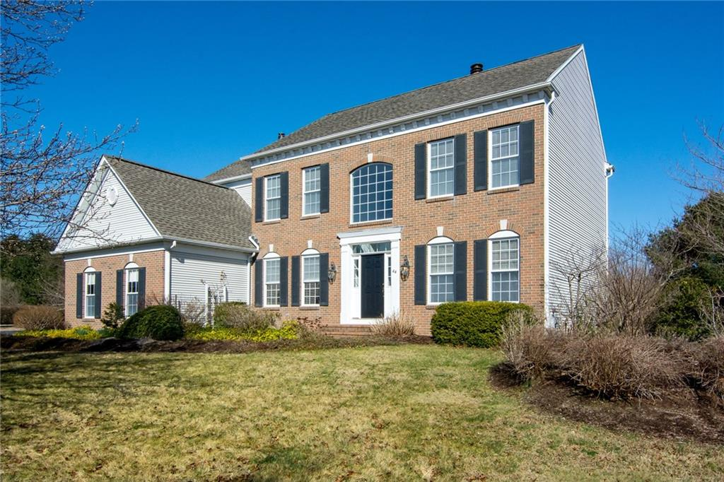 Single Family Homes for Sale at 44 Starflower Court Court, South Kingstown, RI South Kingstown, Rhode Island 02879 United States
