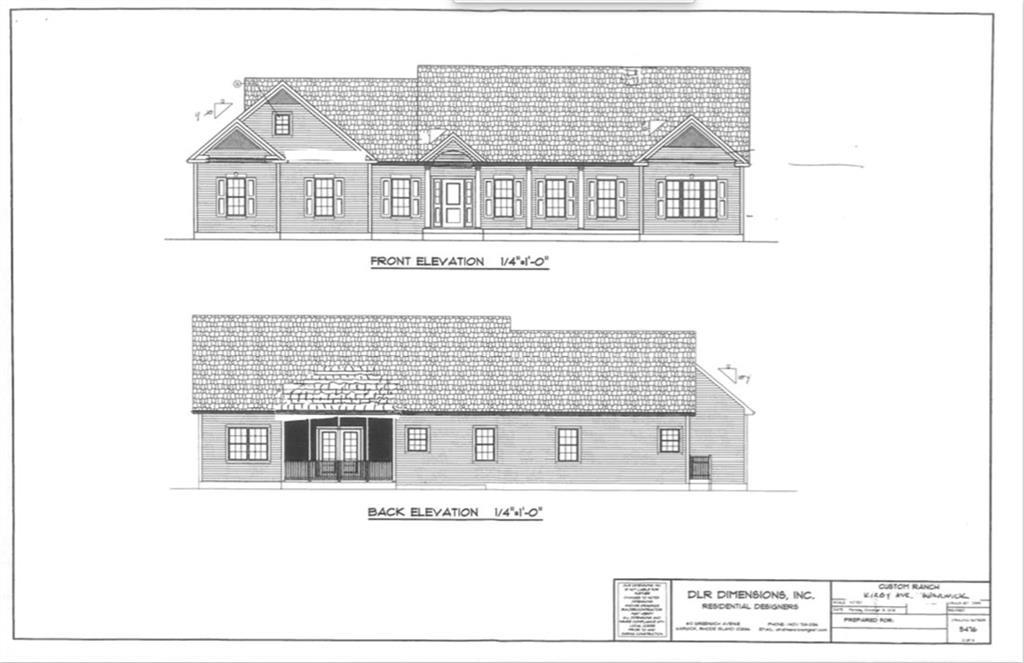 single family homes for Sale at 00 Kirby Av, Warwick, RI Warwick, Rhode Island 02889 United States