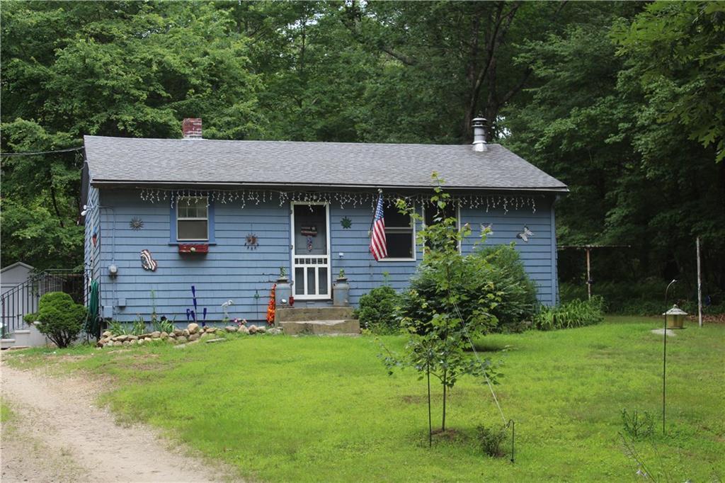 Single Family Homes for Sale at 48 North Road, Richmond, RI Richmond, Rhode Island 02875 United States