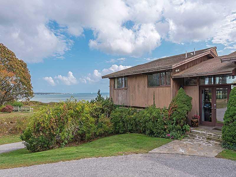 Single Family Home for Sale at 35 Peaked Rock Rd, Narragansett, RI Narragansett, Rhode Island 02882 United States