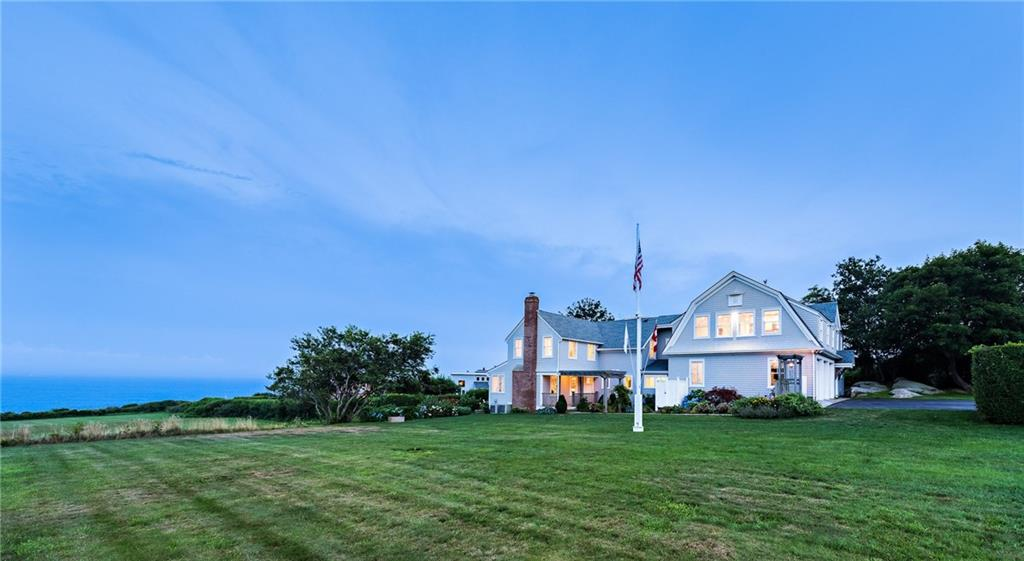 Single Family Home for Sale at 404 Ocean Rd, Narragansett, RI Narragansett, Rhode Island 02882 United States