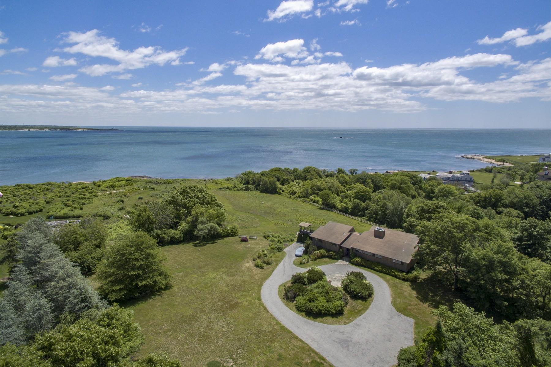 土地 为 销售 在 35 Peaked Rock Rd, Narragansett, RI 纳拉甘西特, 罗得岛, 02882 美国