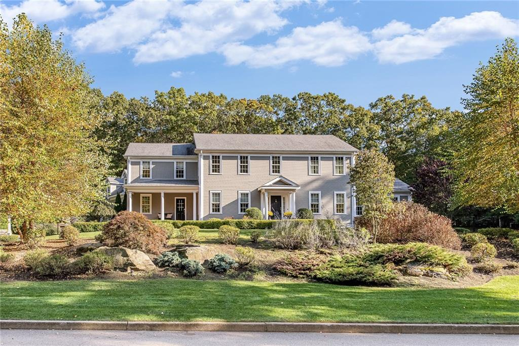 Single Family Homes for Sale at 69 Hillcrest Drive, North Kingstown, RI 69 Hillcrest Drive North Kingstown, Rhode Island 02852 United States