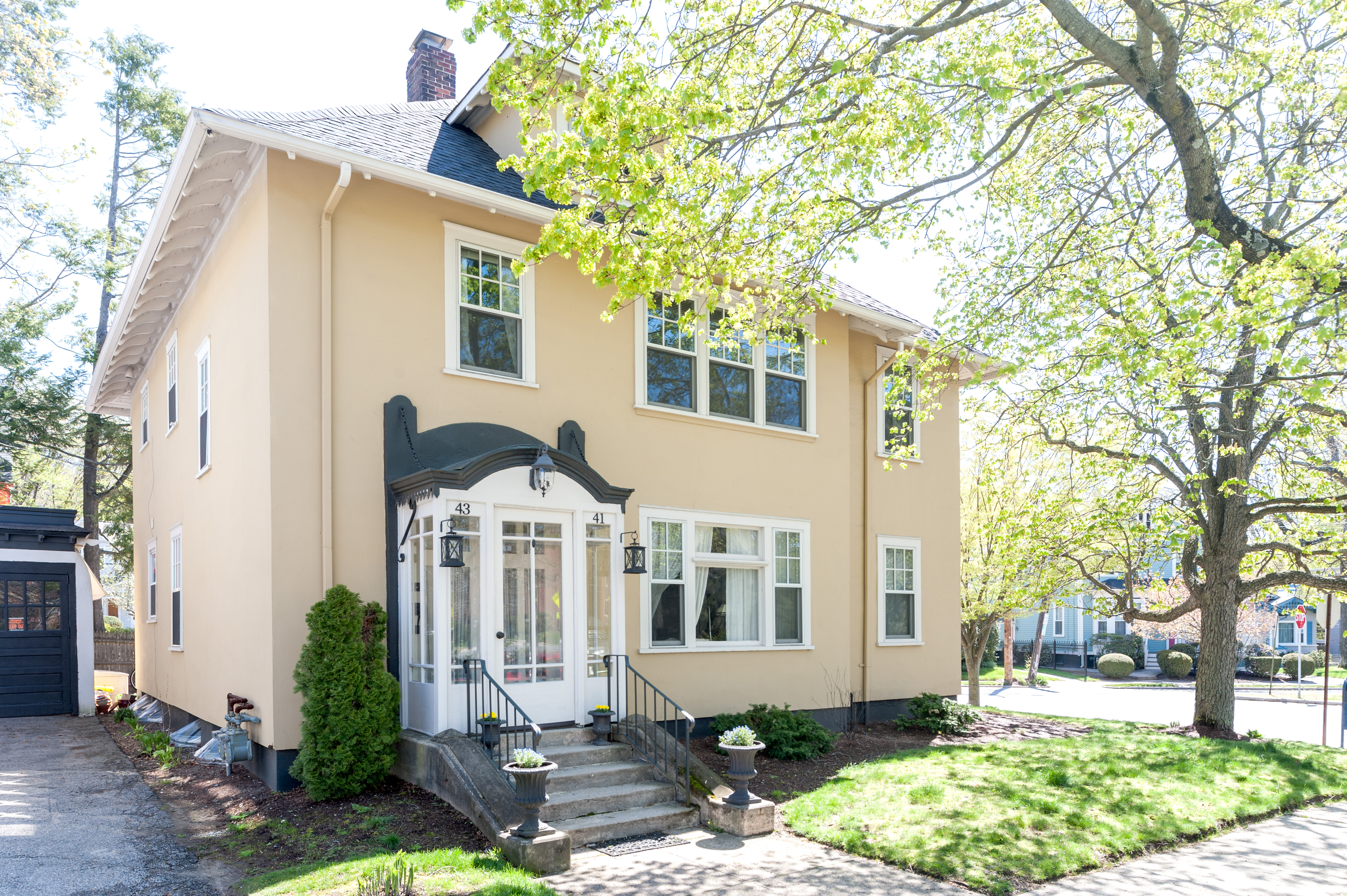 Multi-Family Home for Sale at 41 - 43 Blackstone Blvd, East Side Of Prov, RI Providence, Rhode Island, 02906 United States