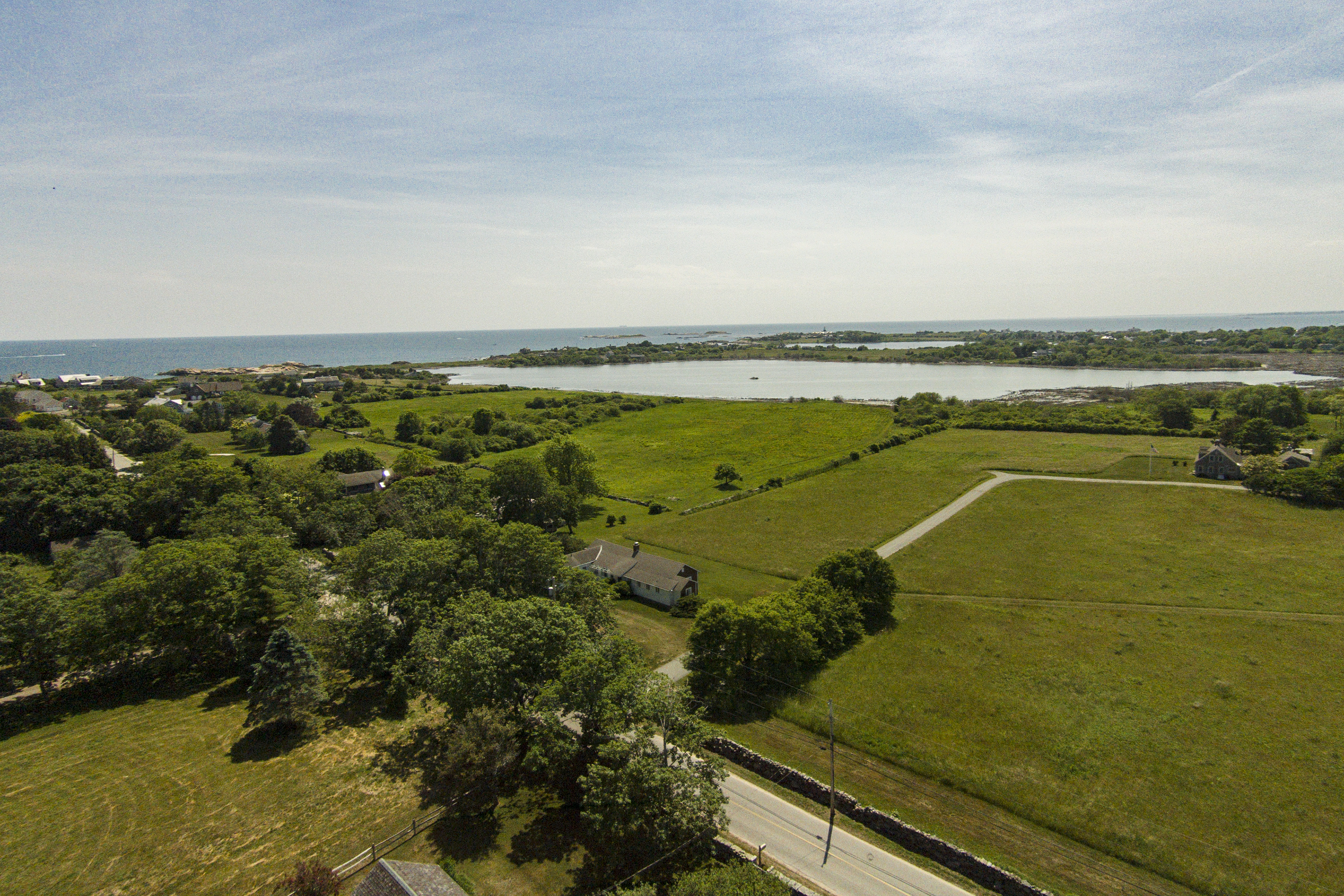 Land for Sale at 67 Warren's Point Rd, Little Compton, RI Little Compton, Rhode Island 02837 United States
