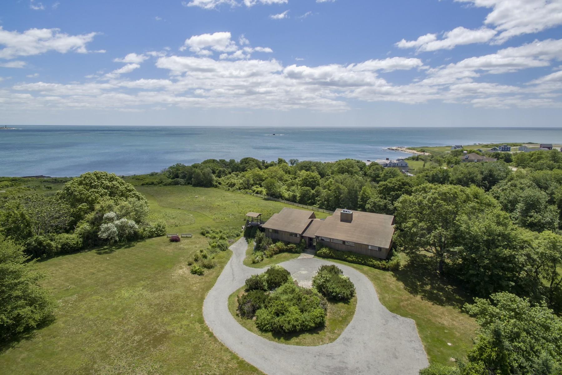 独户住宅 为 销售 在 35 Peaked Rock Rd, Narragansett, RI 纳拉甘西特, 罗得岛, 02882 美国