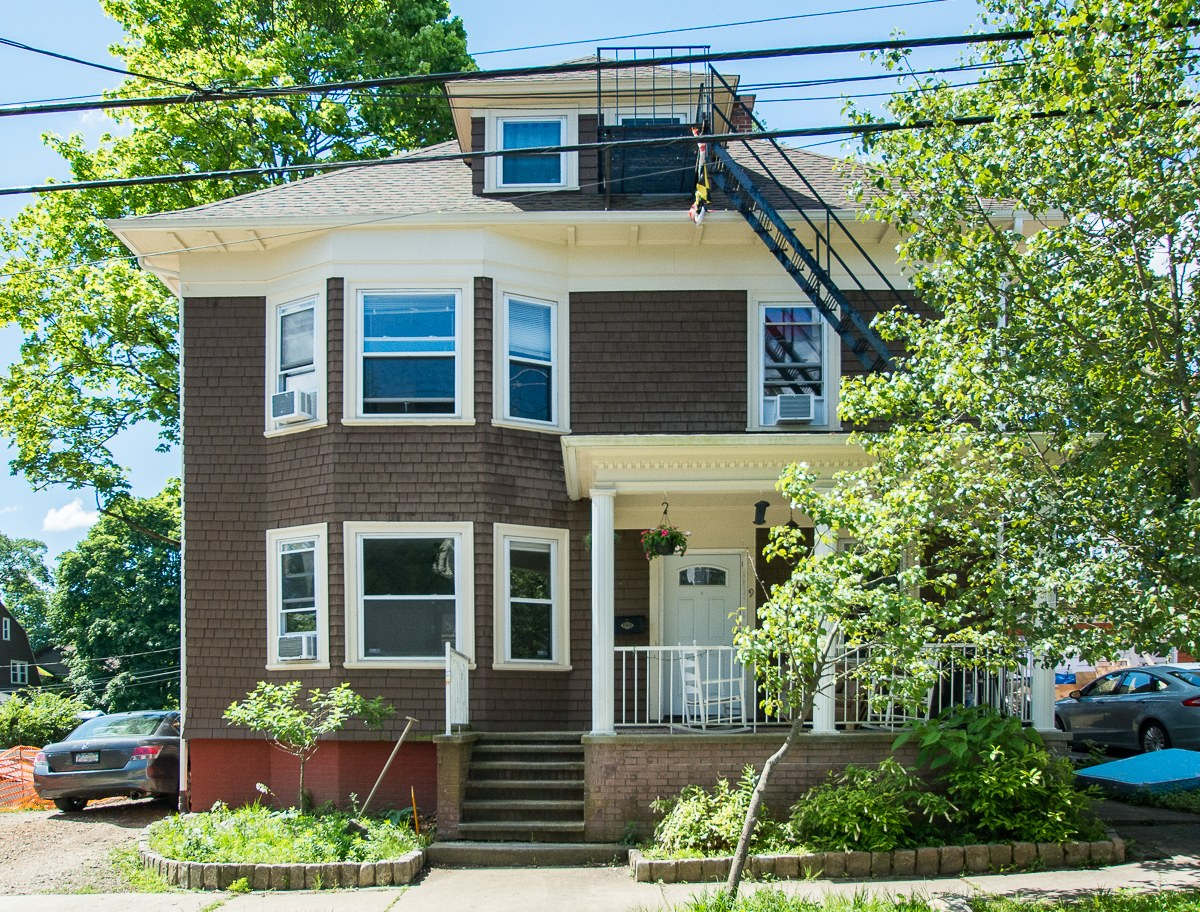 Single Family Homes per Vendita alle ore 9 Phillips St., East Side Of Providence, RI Providence, Rhode Island 02906 Stati Uniti