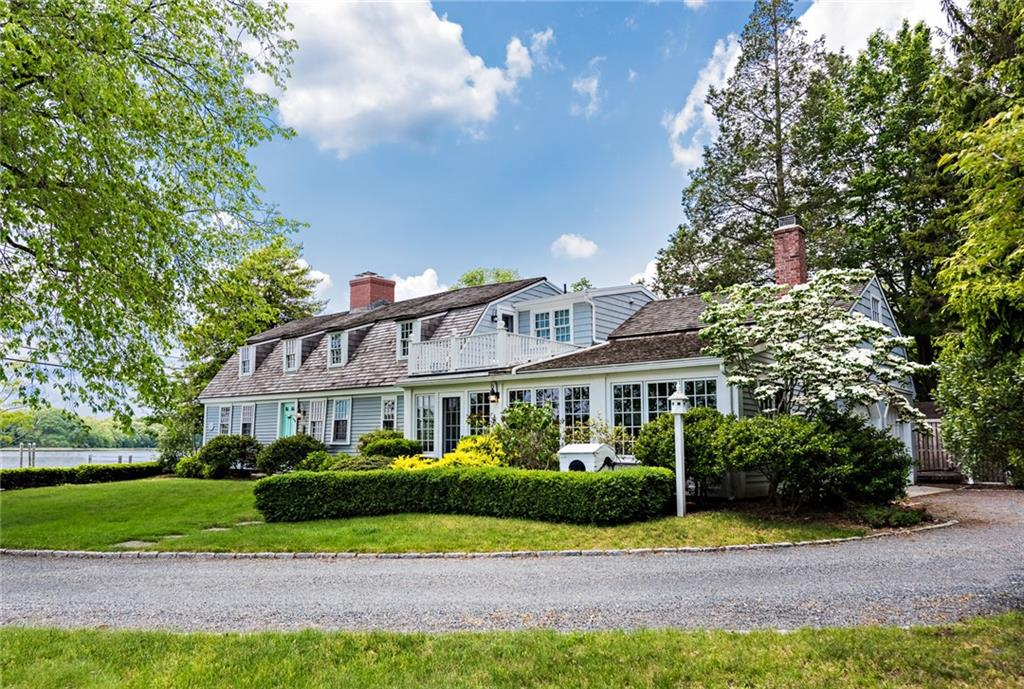 Single Family Homes for Sale at 125 New Meadow Road, Barrington, RI 125 New Meadow Road Barrington, Rhode Island 02806 United States