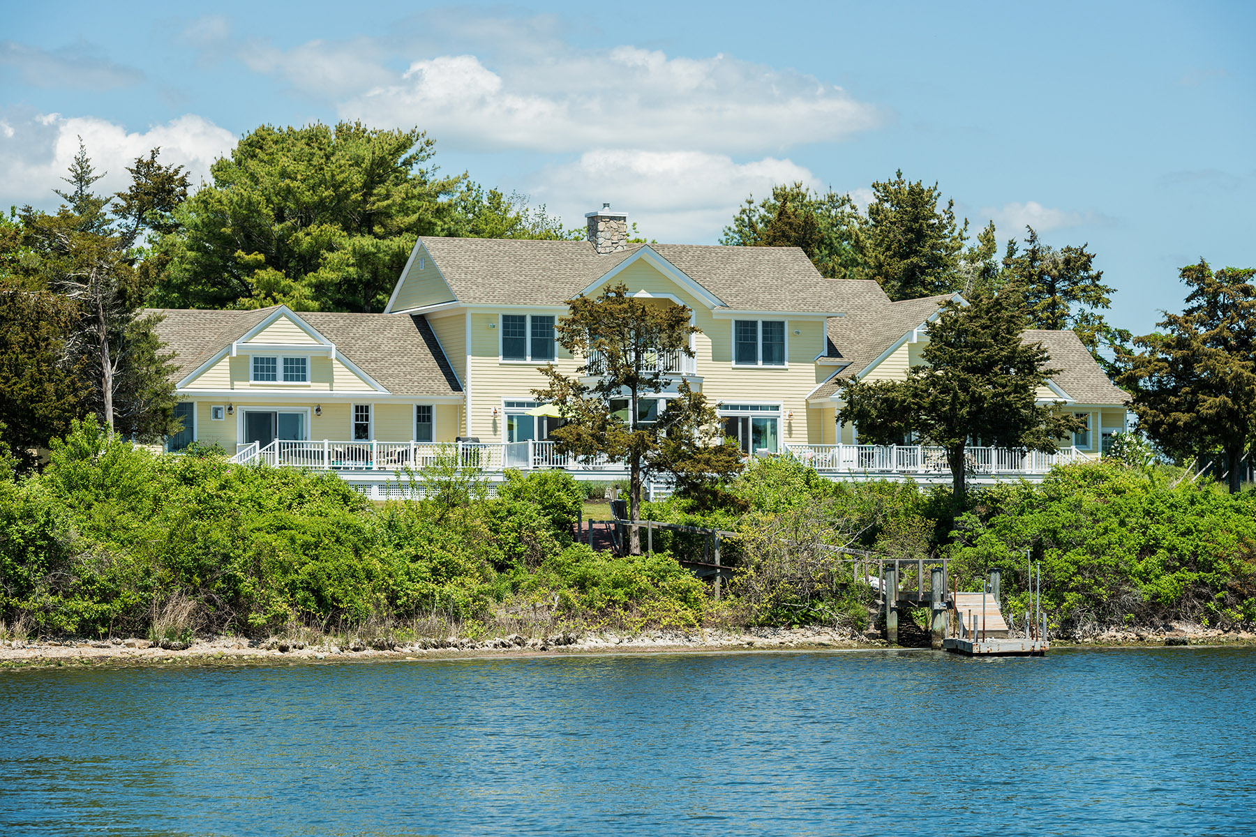 Single Family Home for Sale at 68 Gray's Point Rd, Charlestown, RI Charlestown, Rhode Island, 02813 United States