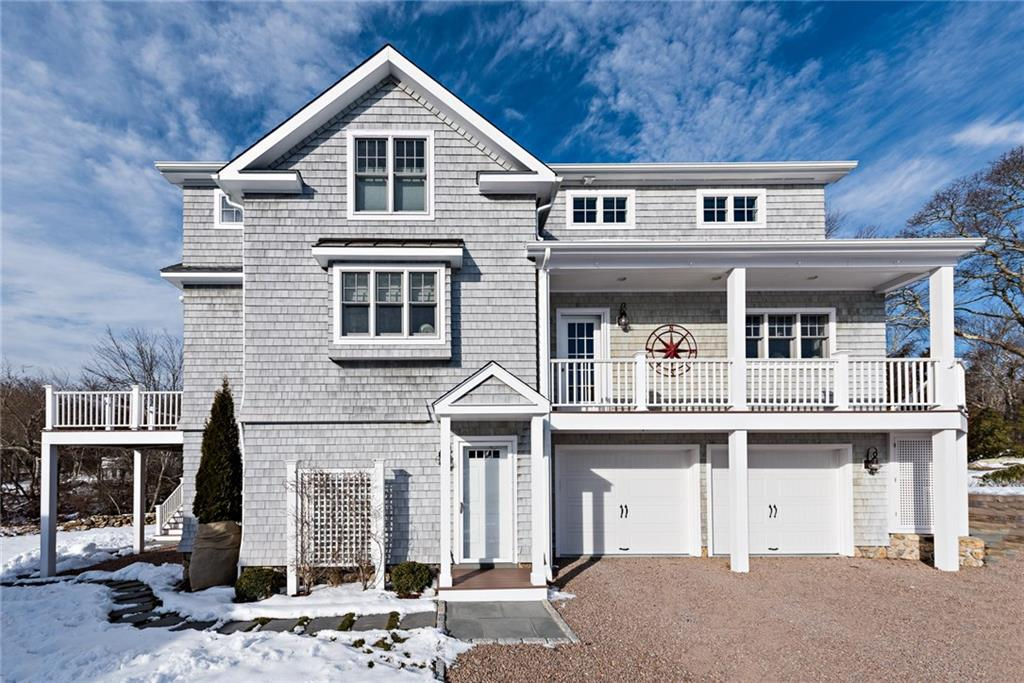 Single Family Home for Sale at 111 Shady Harbor Dr, Charlestown, RI Charlestown, 02813 United States