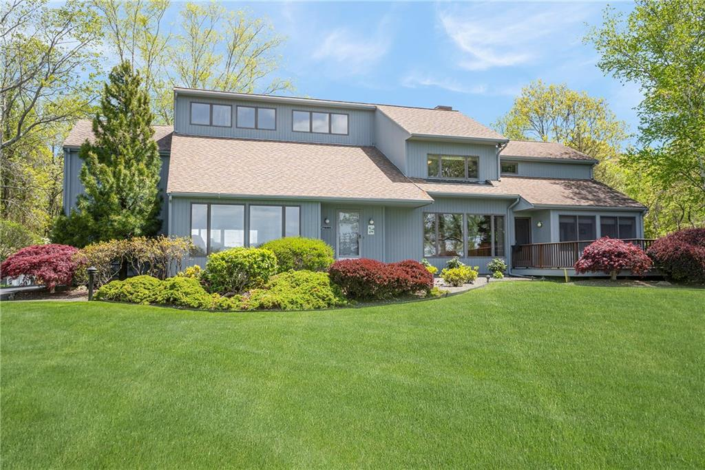 Single Family Homes for Sale at 409 West Reach Drive, Jamestown, RI 409 West Reach Drive Jamestown, Rhode Island 02835 United States