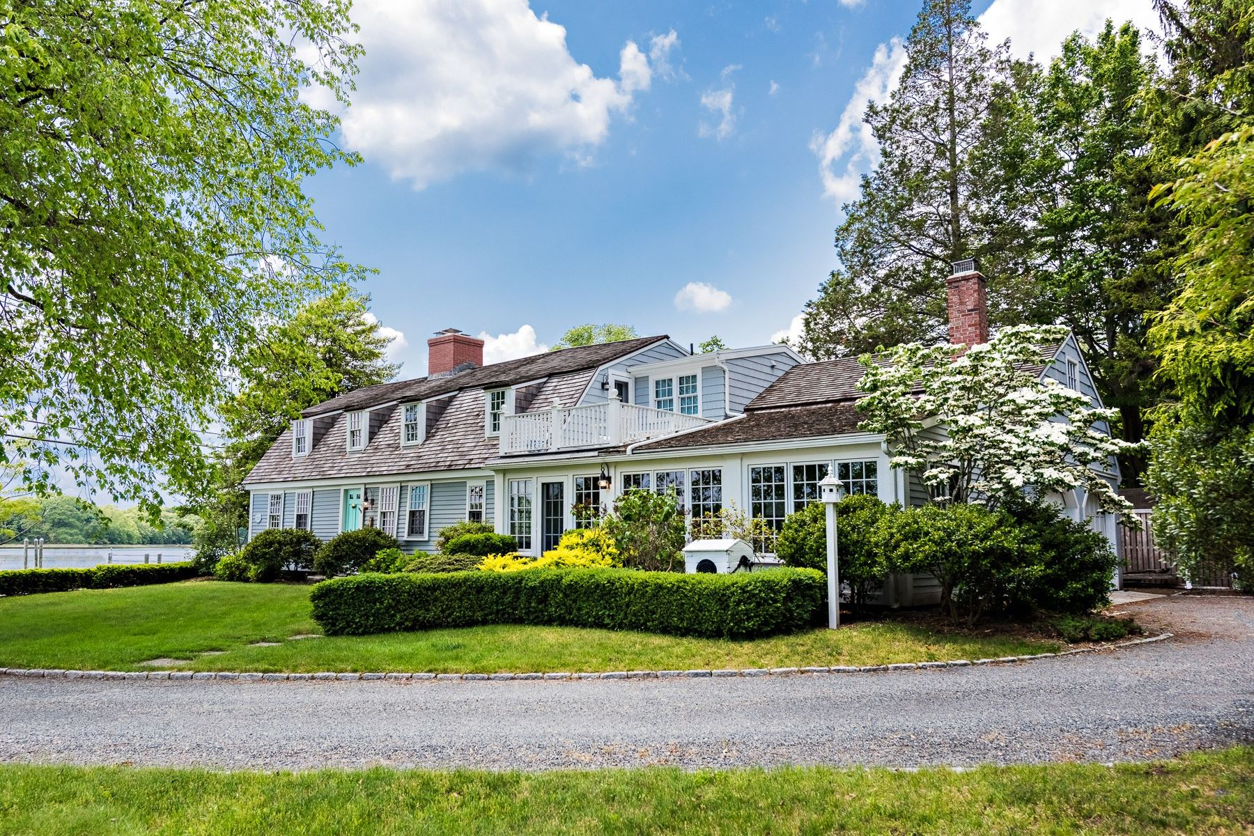 Single Family Homes for Sale at 125 New Meadow Road, Barrington, RI Barrington, Rhode Island 02806 United States