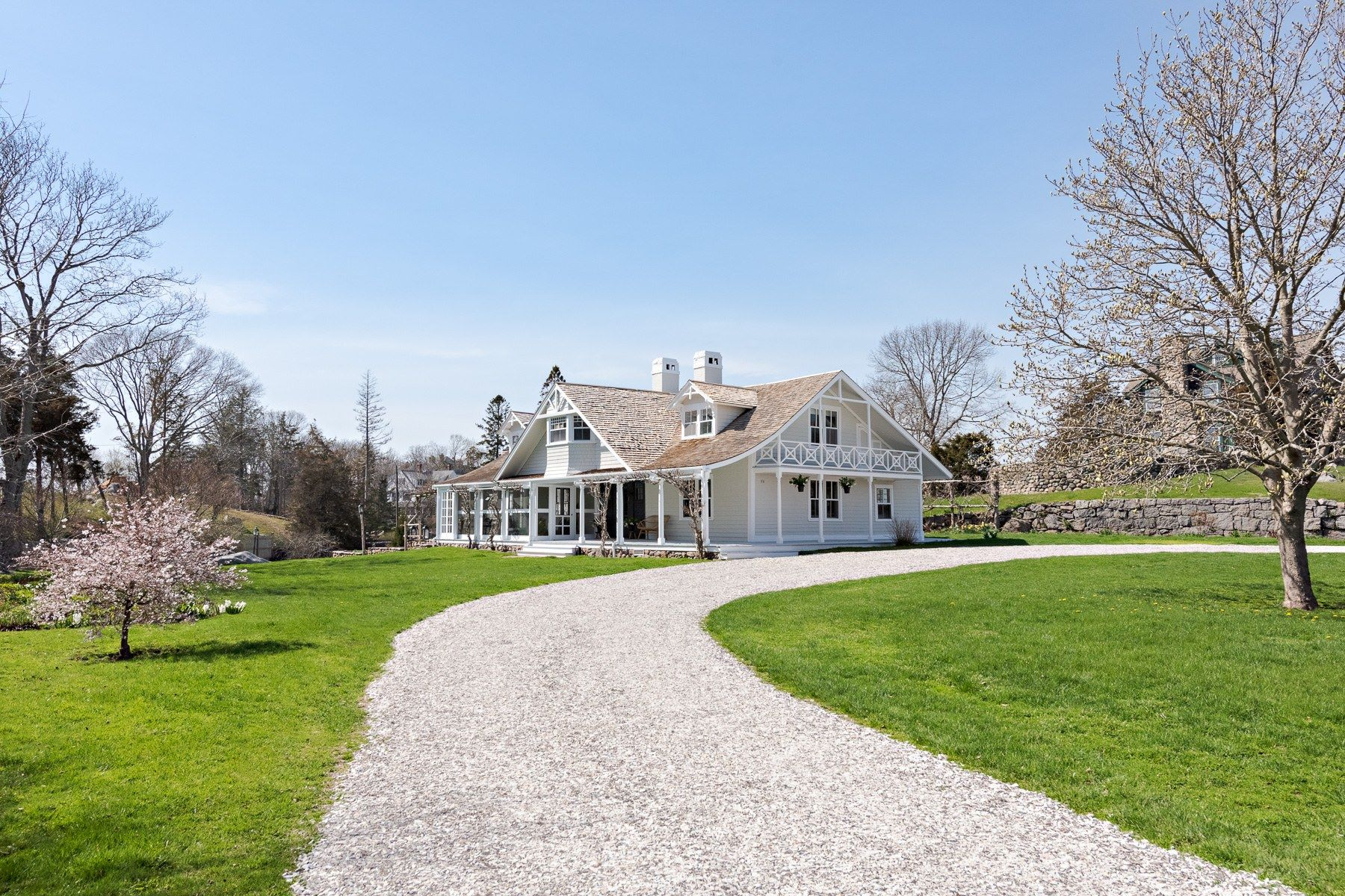 Single Family Homes for Sale at 11 Westerly Road, Westerly, RI 11 Westerly Road Westerly, Rhode Island 02891 United States