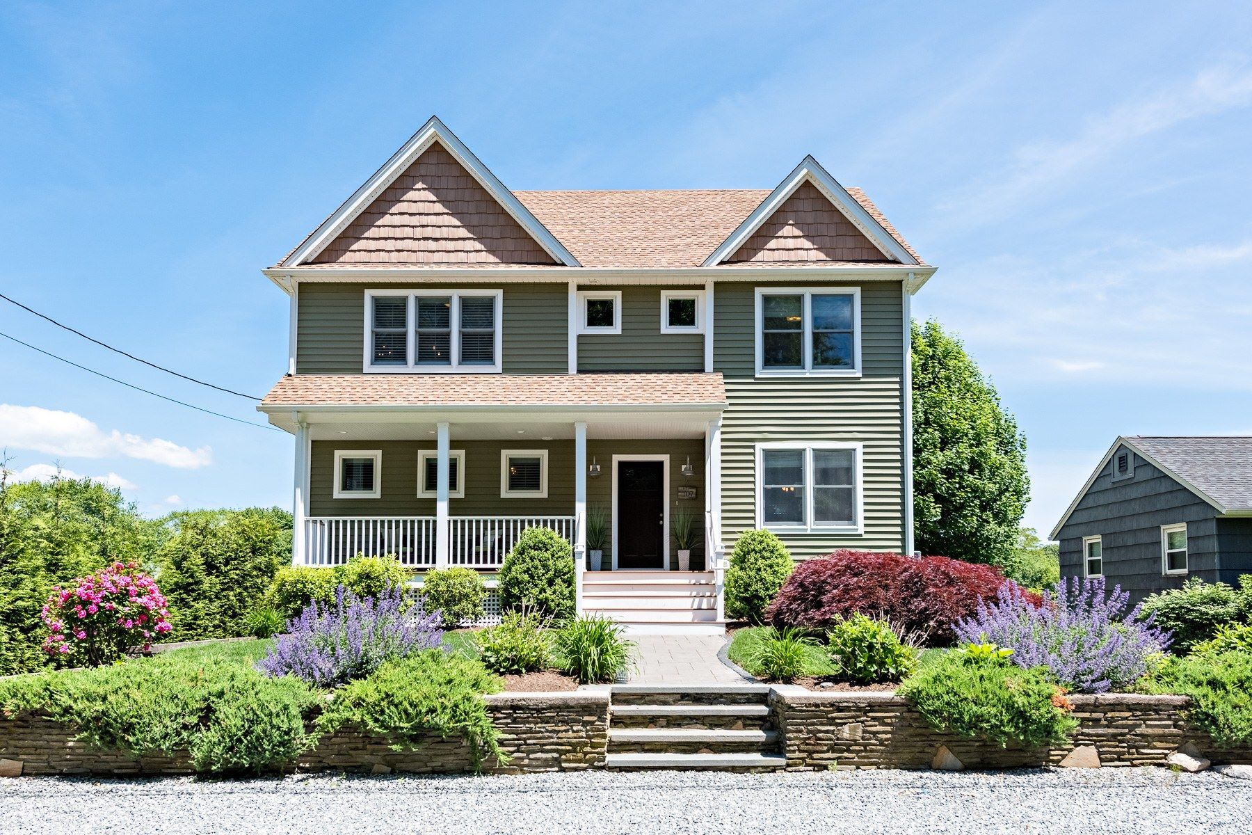 Single Family Homes for Sale at 707 Middlebridge Road South Kingstown, Rhode Island 02879 United States