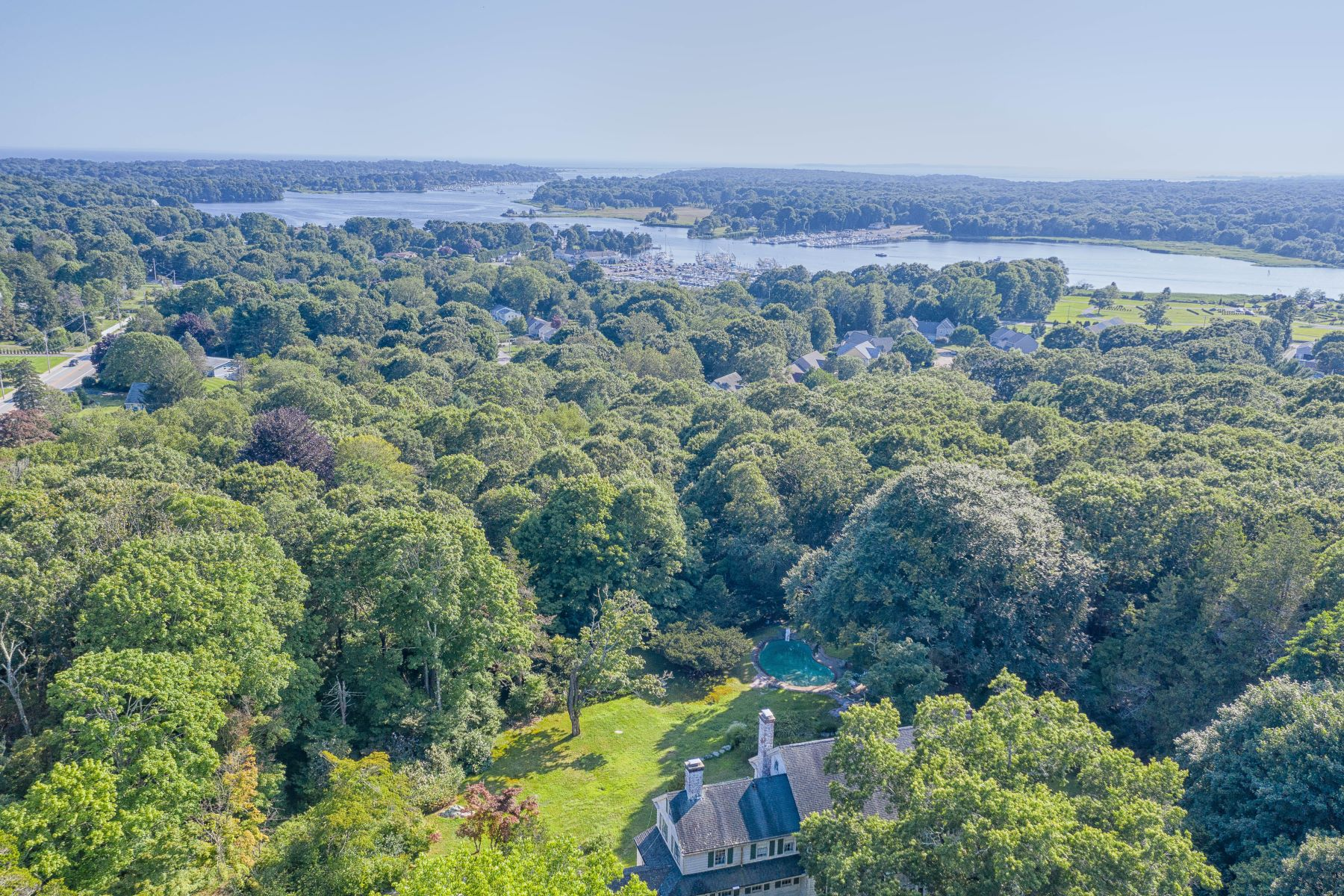 Single Family Homes for Sale at 165 East Avenue, Westerly, RI 165 East Avenue Westerly, Rhode Island 02891 United States