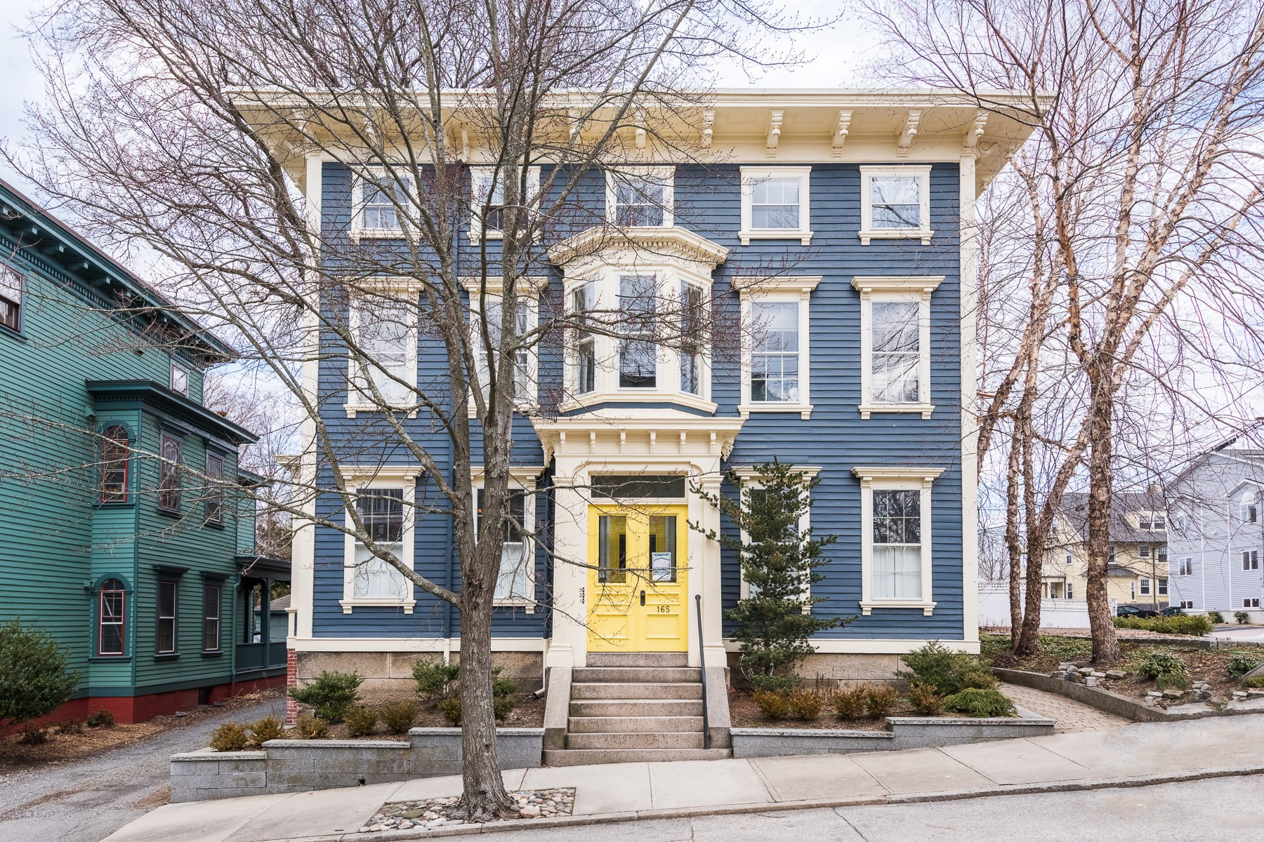 multi-family homes for Sale at 165 Prospect St, East Side Of Providence, RI Providence, Rhode Island 02906 United States