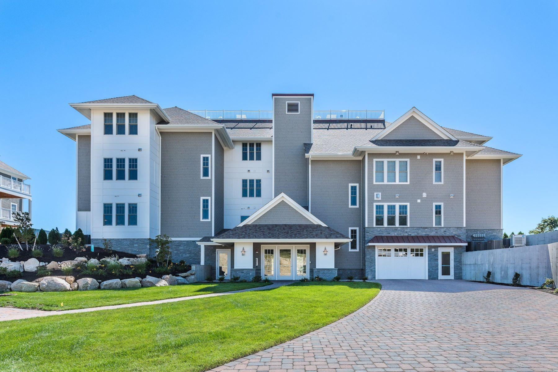 Appartement en copropriété pour l à vendre à 7 Compass Wy D201, #D201, Westerly, RI 7 Compass Wy D201 D201, Westerly, Rhode Island, 02891 États-Unis
