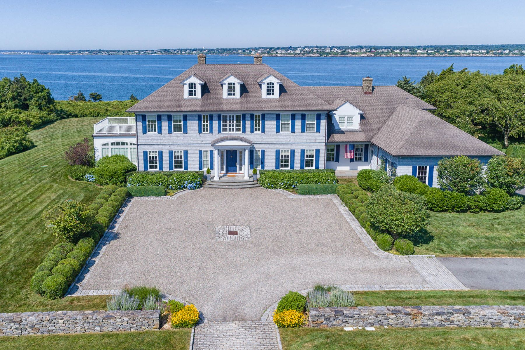 Single Family Homes for Sale at 260 Beavertail Road, Jamestown, RI 260 Beavertail Road Jamestown, Rhode Island 02835 United States