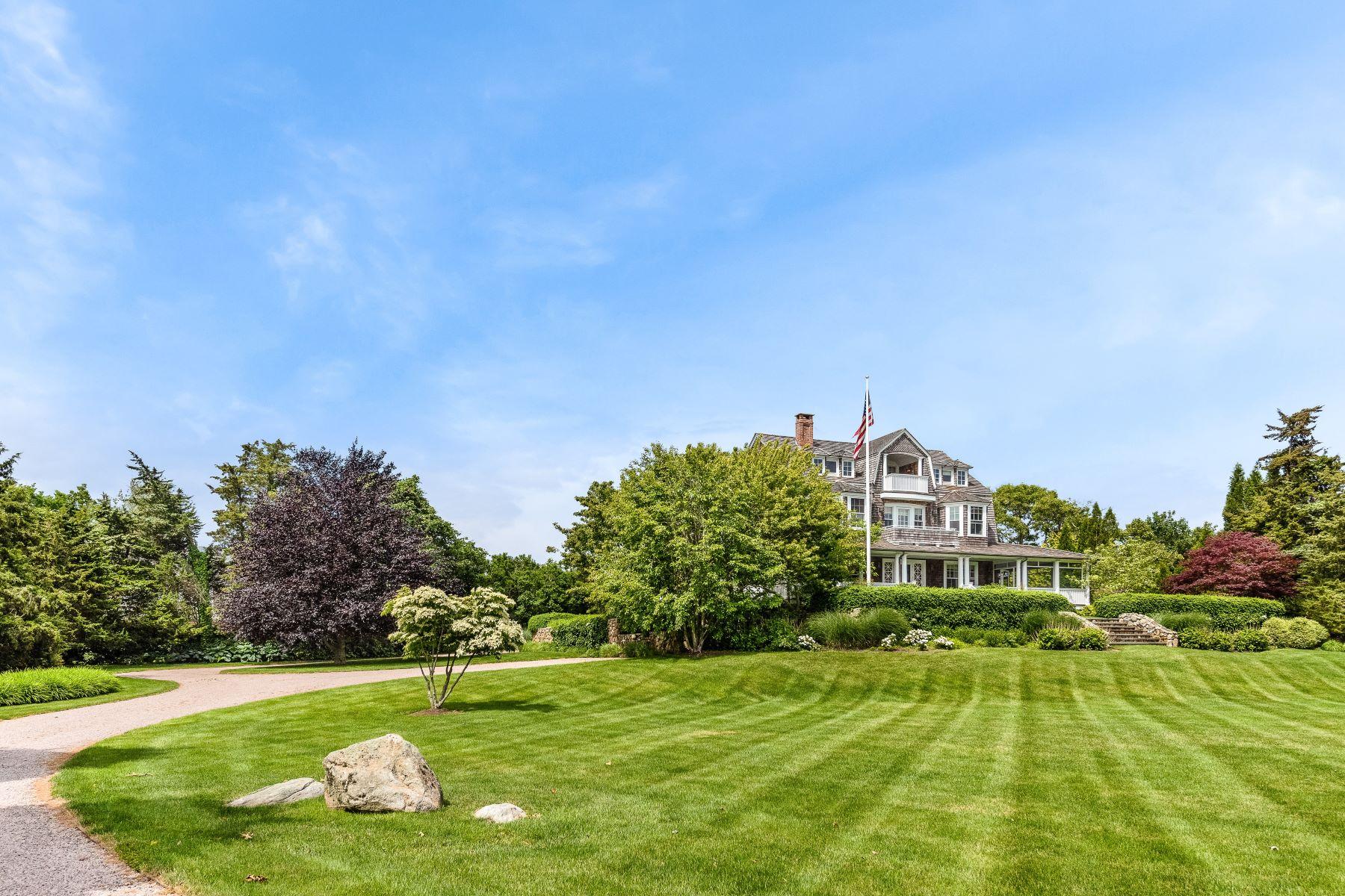 Single Family Homes for Sale at 2 Ninigret Avenue, Westerly, RI 2 Ninigret Avenue Westerly, Rhode Island 02891 United States