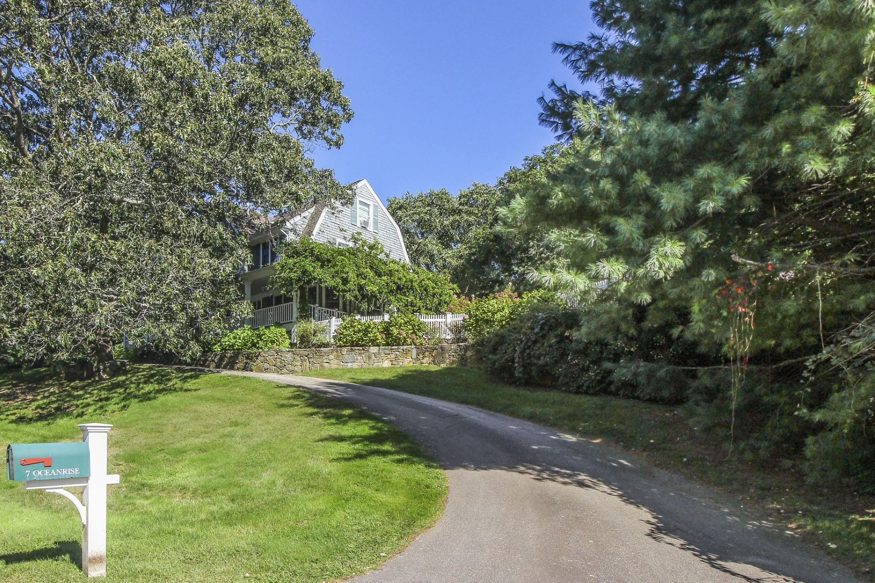 Single Family Homes for Sale at 7 Ocean Rise Drive, Westerly, RI 7 Ocean Rise Drive Westerly, Rhode Island 02891 United States