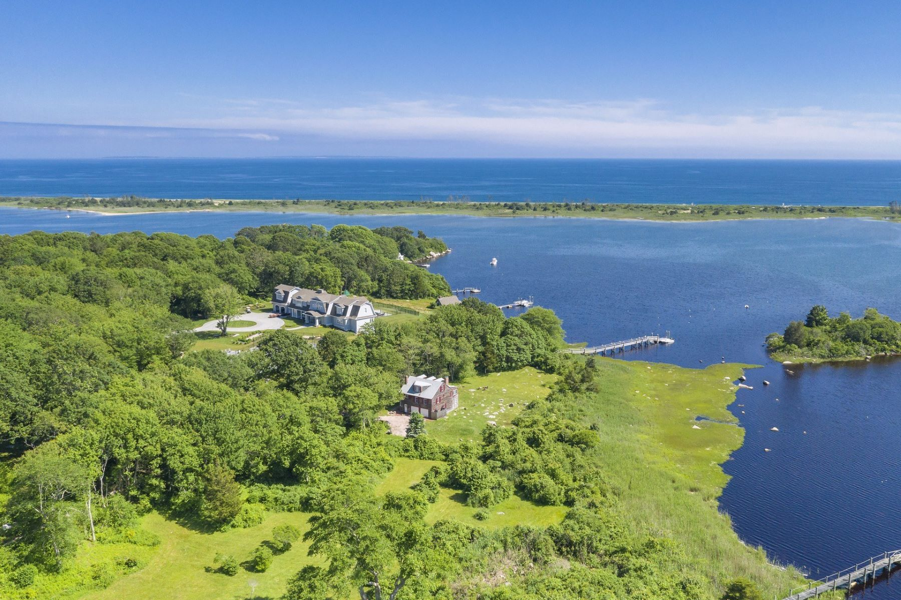 Single Family Homes for Sale at 45 Haversham Road, Westerly, RI 45 Haversham Road Westerly, Rhode Island 02891 United States
