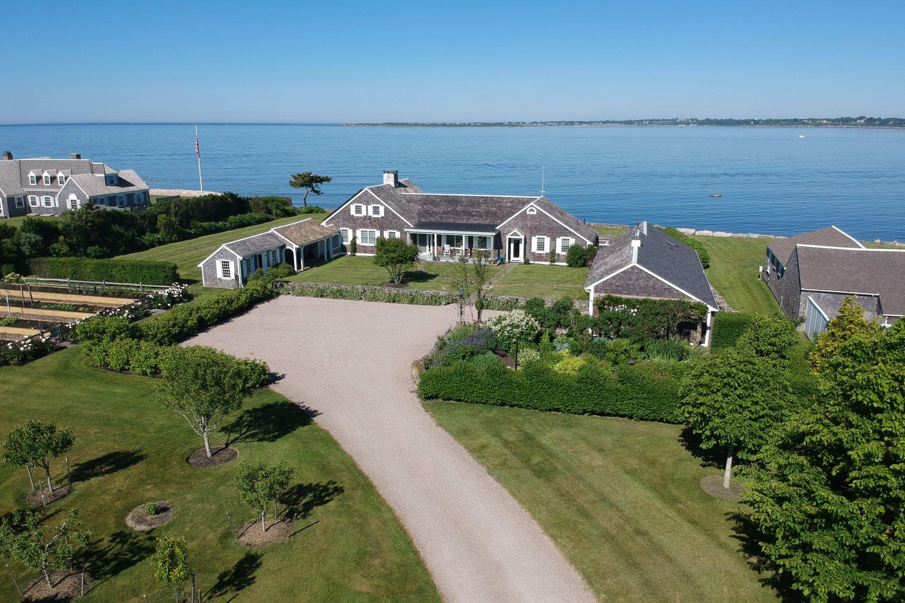 single family homes für Verkauf beim 19 Taylor's Lane S, Little Compton, RI Little Compton, Rhode Island 02837 Vereinigte Staaten