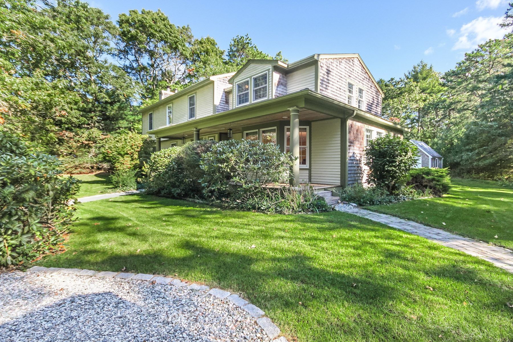Single Family Home for Sale at 91 Black Pond Rd, Charlestown, RI 91 Black Pond Rd Charlestown, Rhode Island 02813 United States